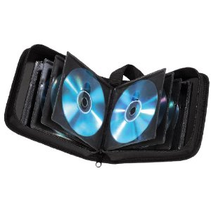 Hama CD/DVD Wallet (Holds 40)  sc 1 st  Tape City & CD/DVD Storage Cases