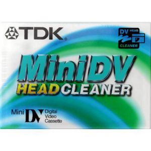 TDK Mini DV Head Cleaner